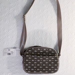 Lacoste purse. Brand new with tag.